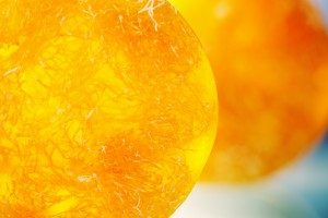 Piling z naravno gobo limonska trava