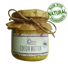 Kakavovo maslo 100% naravno iz ekološke pridelave