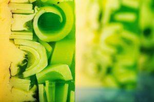 kremno milo s karitejevim maslom zeleni čaj