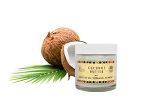 kokosovo maslo za telo, kokosovo olje