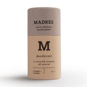 Naravni deodorant Madres Ylang Ylang