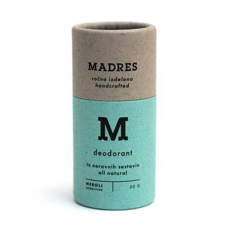 Naravni deodorant Madres Sensitive